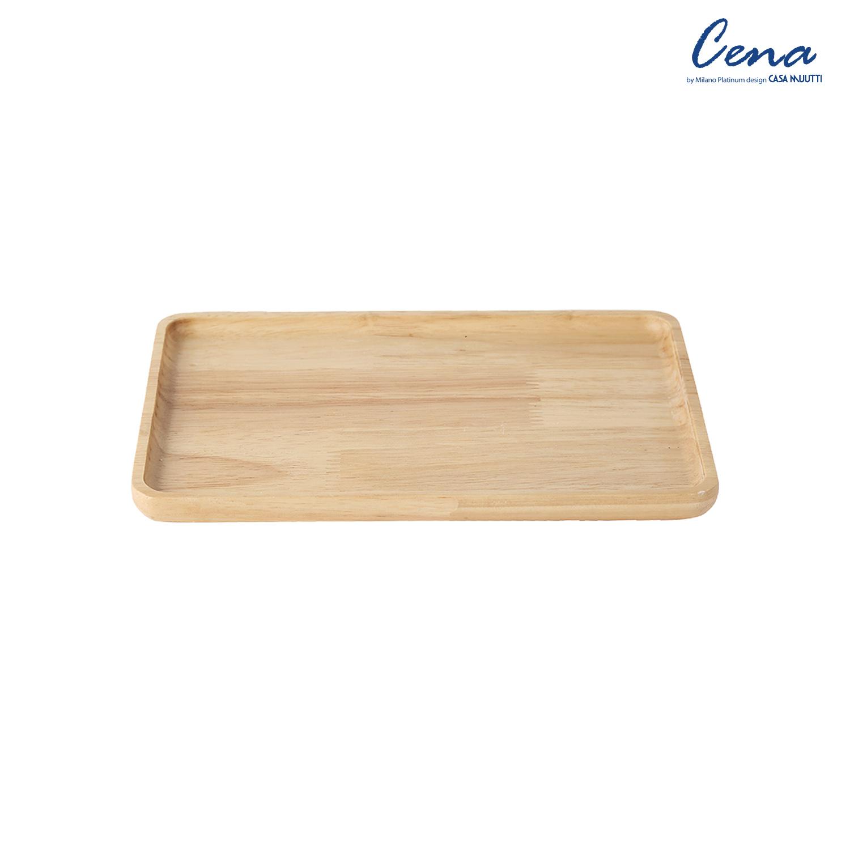까사무띠 쎄나 우드 플레이트 22cm LHA2-508-22